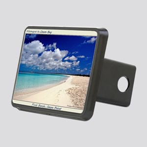 Merengue in Cocoa Bay Titl Rectangular Hitch Cover
